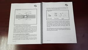 Resistance Welding Training Courses - Training Manual Example