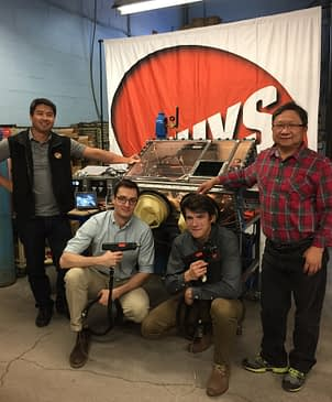Huys Qualifies for the Build in Canada Innovation Program