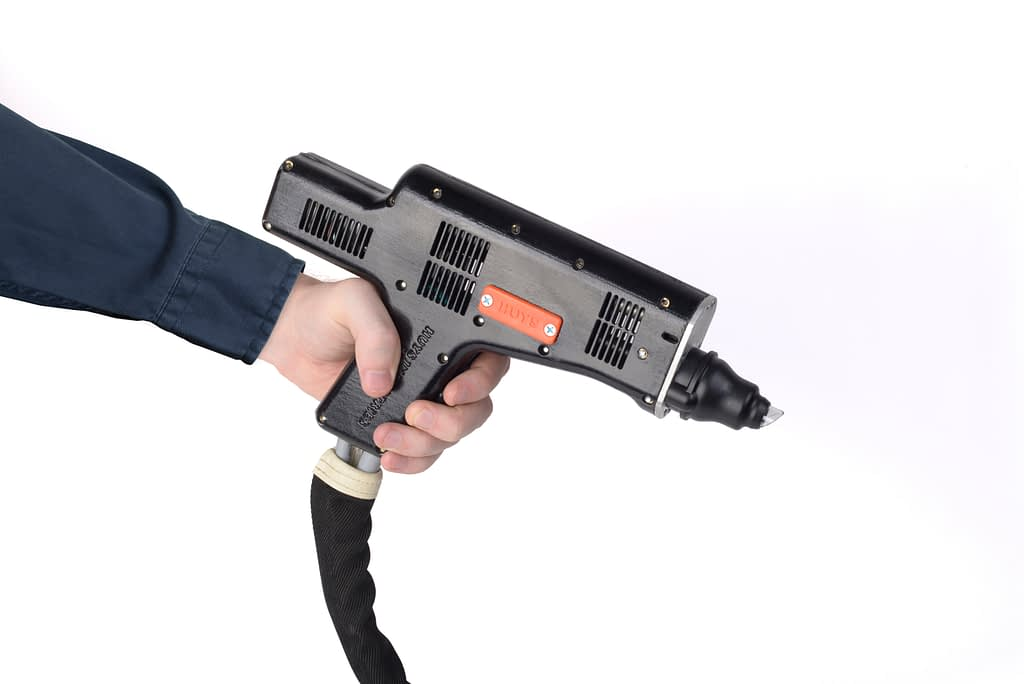 Rotating and Vibrating Applicator