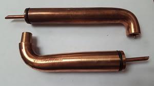 Bent Gun Arms