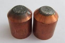 Used Aluminum TiCaps