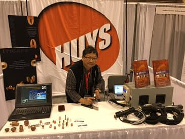 Huys Exhibits at OCE Discovery